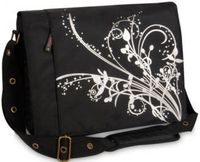Laurex Black Orchid Laptop Bag