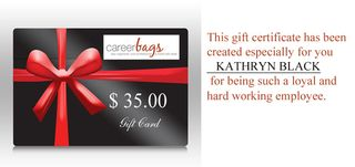 GIFTCARD FOR BLOG