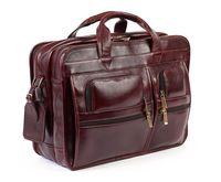 Italian leather executive