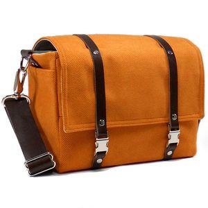 Mari forssell camera messenger orange
