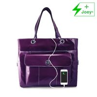 Urban junket korri with charger violet