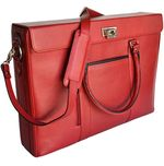 Hollywood tote red