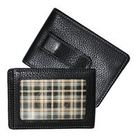Boconi two fold money clip