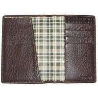 Boconi passport case